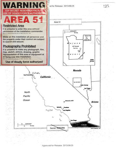 area 51 research paper Does area 51 exist about an hour northwest of las vegas is a vast and remote location that is deemed one of the government s most mysterious secrets an.