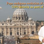 Pope endorses evolution of ET life