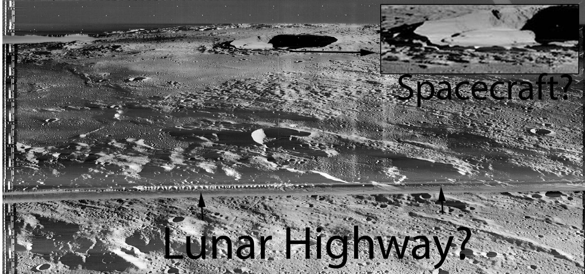ancient spacecraft on moon clementine satellite - photo #23