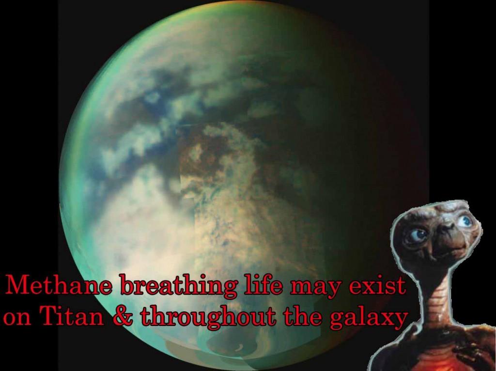 Titan methane breathers