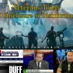 Veterans Today UFO disclosure