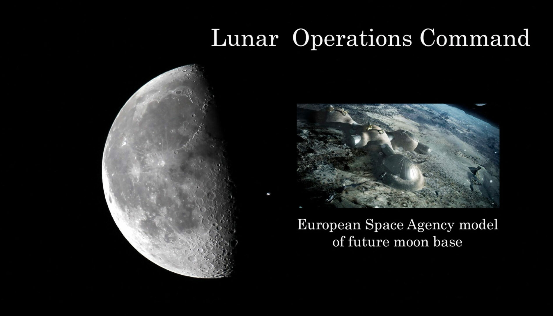 lunar space program - photo #34