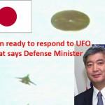 Japan respond to UFO threat