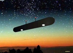 ufo- cigar-shaped-craft