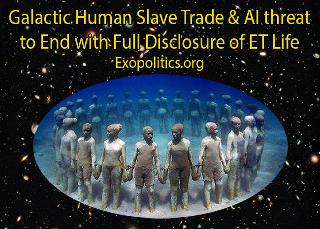 Human Slaves trade off world