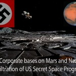 Mars Corporate bases and Nazis