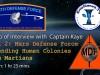 Mars Defense Force: Defending Human Colonies – Interview Transcript Pt 2