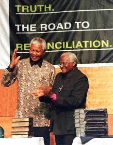 Truth and REconciliation Mandela and Tutu