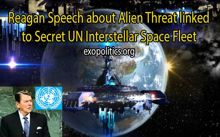 Reagan UN Speech