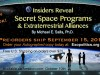New Book Reveals What You Need to Know about the Secret Space Programs