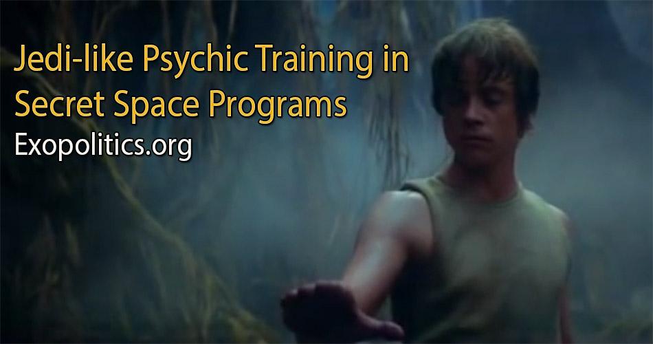 Yod and Luke using the force