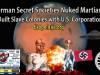 German Secret Societies Nuked Martians & Built Slave Colonies with U.S. Corporations