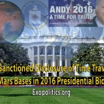 CIA Sanctioned Presidential Run
