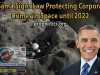 Obama Signs Law Protecting Corporate Crimes in Space until 2022