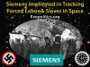 Siemens Implicated in Tracking Forced Labor & Slaves in Space