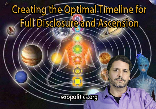 Creating the Optimal Timeline for Full UFO Disclosure & Ascension