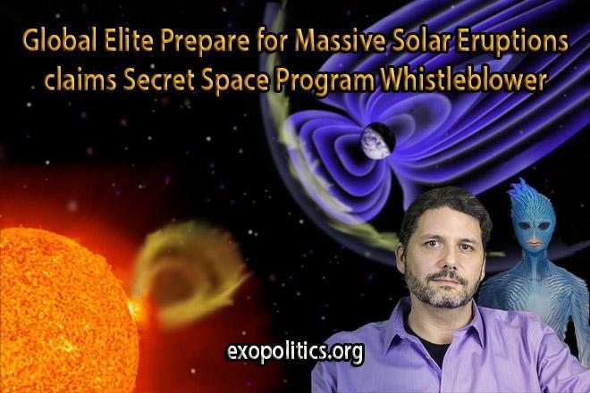 Solar Eruptions Earth