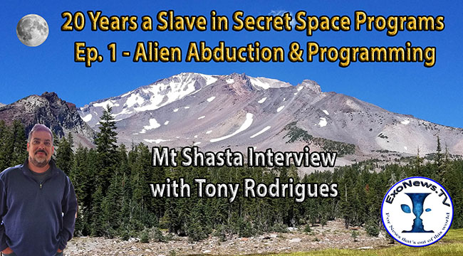 20 Years a Slave in Secret Space Programs - Abduction & Programming