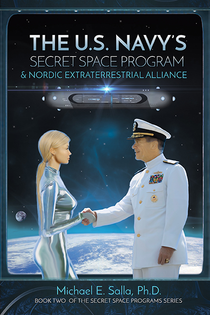 the U.S. Navy's Secret Space Program