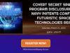 Covert Secret Space Program Disclosure: US Navy Patents Confirm Futuristic Space Technologies Real