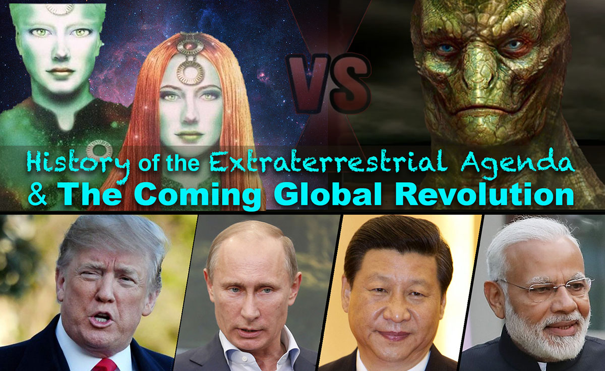 Short Film – History of the Extraterrestrial Agenda & the Coming Global Revolution