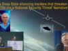 Is Deep State silencing Insiders that threaten 'UFOs are a National Security Threat' Narrative?
