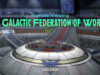 Remote Viewing the Galactic Federation of Worlds