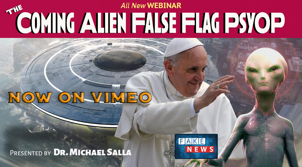 Highlights from Introduction to Alien False Flag Psyop Webinar