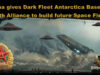 China gives Dark Fleet Antarctica Bases to Earth Alliance to build Space Fleets