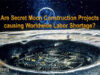 Are Secret Moon Construction Projects causing Worldwide Labor Shortage?
